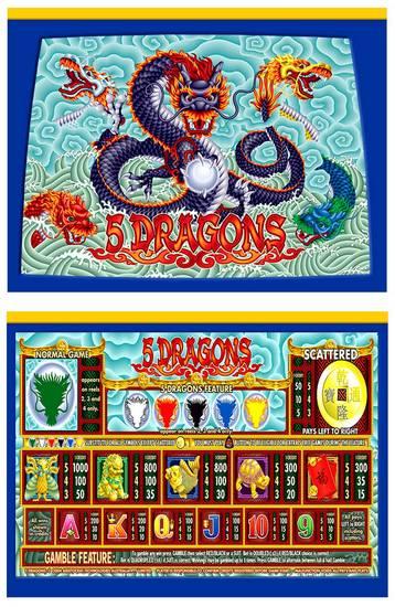 Aristocrat - 5 Dragons