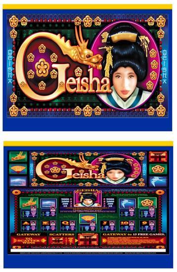 Aristocrat - Geisha