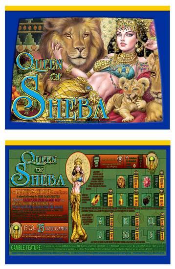 Aristocrat - Queen of Sheba