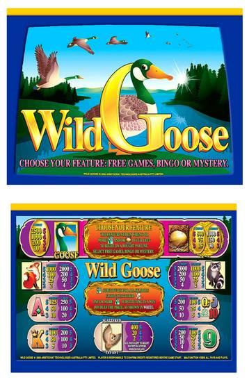 Aristocrat - Wild Goose