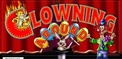 игровой автомат atronic | игра Clowning Around