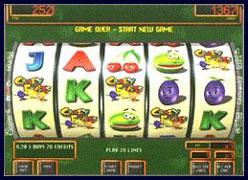 Игровые автоматы crazy fruts модуля размещения в казино
