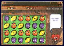 игровой автомат atronic   бонус Crazy Fruits