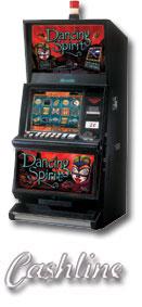 игровой автомат atronic   cashline Dancing Spirit