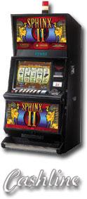 игровой автомат atronic | cashline Sphynx II
