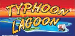 игровой автомат atronic   игра Typhoon Lagoon