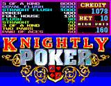 Knightly Poker