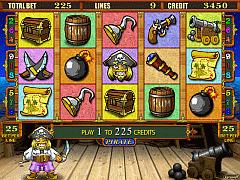 игровой автомат igrosoft | игра Pirate