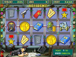 игровой автомат igrosoft | игра Resident