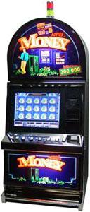 смелый дизайн игрового автомата