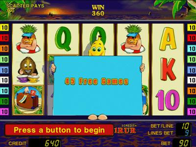 игровой автомат novomatic | coolfire Bananas go Bahamas