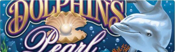 игровой автомат novomatic   игра Dolphin's Pearl