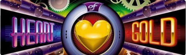 игровой автомат novomatic   игра Heart of Gold
