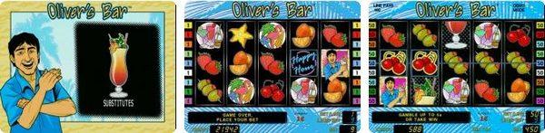 игровой автомат novomatic | coolfire Olivers Bar