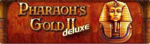 игровой автомат novomatic | игра Pharaohs Gold