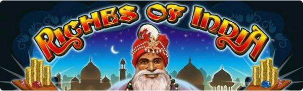 игровой автомат novomatic | игра Riches of India