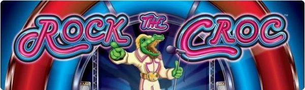игровой автомат novomatic   игра Rock the Croc
