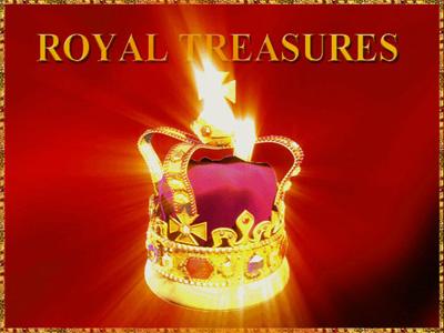 игровой автомат novomatic | игра Royal Treasures