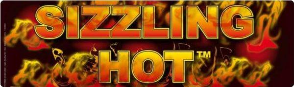 игровой автомат novomatic | игра Sizzling Hot