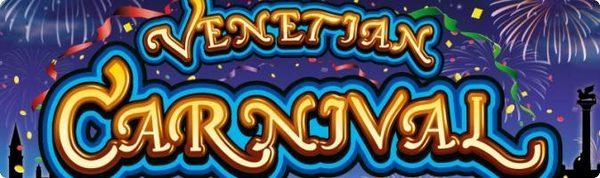 игровой автомат novomatic | игра Venetian Carnival