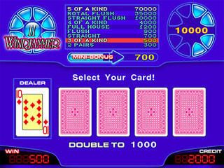 Poker Windjammer II бесплатно онлайн