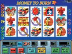 игровой автомат wms | Money To Burn Classic