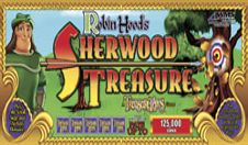 игровой автомат wms   Robin Hood's Sherwood Treasure